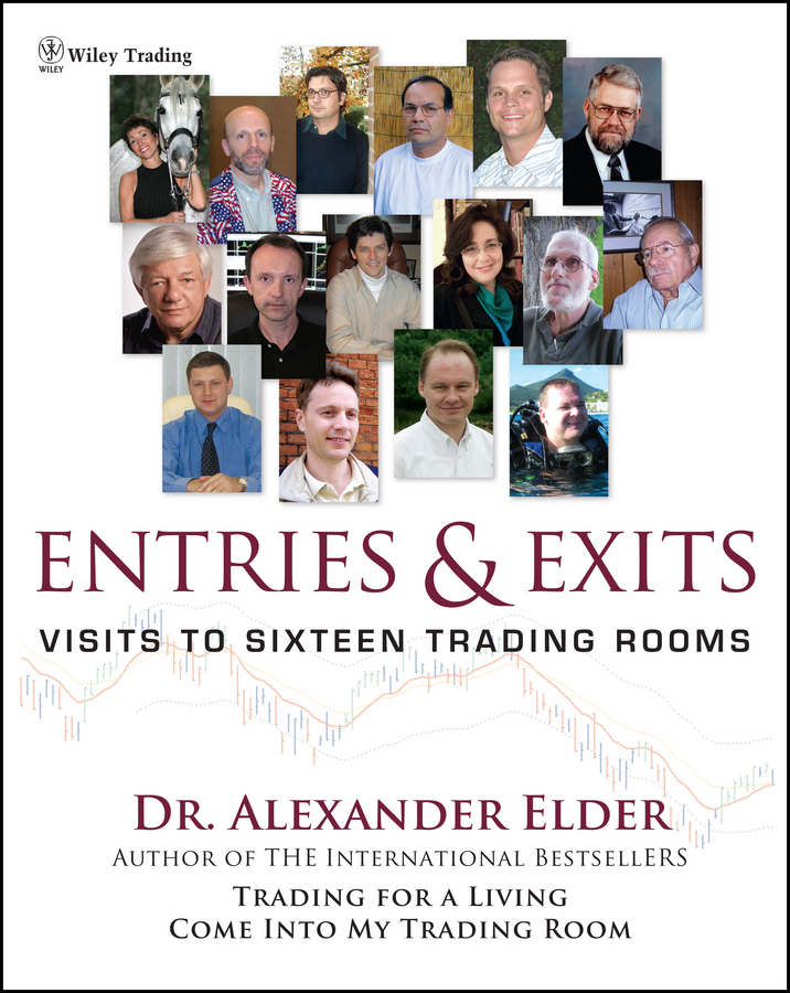 Entries and Exits. Visits to Sixteen Trading Rooms