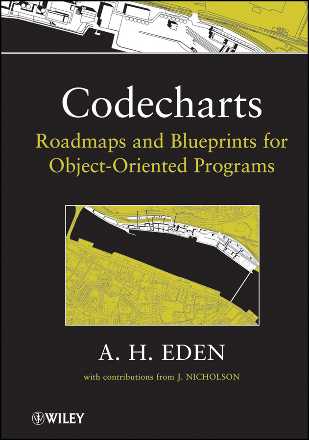 Codecharts. Roadmaps and blueprints for object-oriented programs