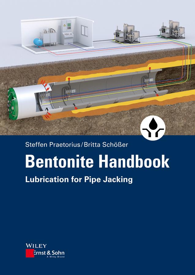 Bentonite Handbook. Lubrication for Pipe Jacking