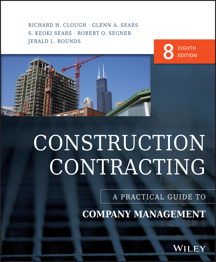 Construction Contracting. A Practical Guide to Company Management
