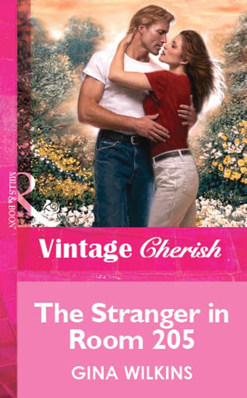 The Stranger in Room 205