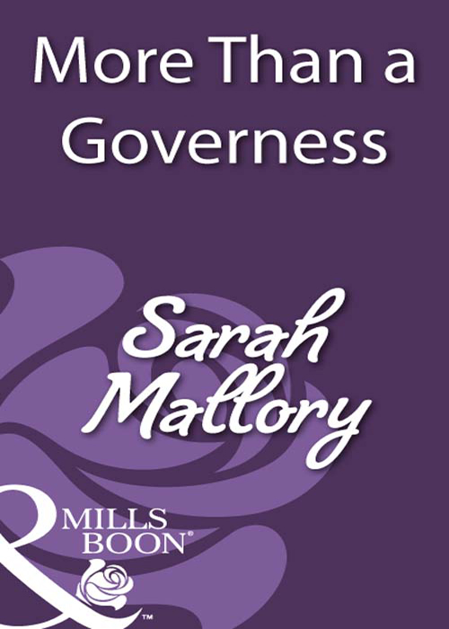 More Than a Governess