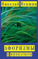 Электронная книга «Афоризмы и миниатюры»