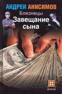 Электронная книга «Завещание сына»