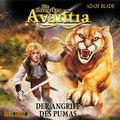 Der Angriff des Pumas - Die Chroniken von Avantia 3