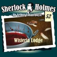 Sherlock Holmes, Die Originale, Fall 52: Wisteria Lodge