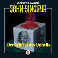 John Sinclair, Folge 31: Der Würfel des Unheils