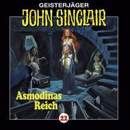 John Sinclair, Folge 22: Asmodinas Reich (2\/2)
