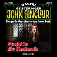 John Sinclair, Band 1722: Flucht in die Finsternis
