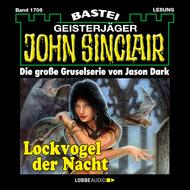 John Sinclair, Band 1706: Lockvogel der Nacht