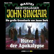 John Sinclair, Band 1700: Hüter der Apokalypse