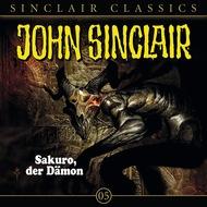 John Sinclair - Classics, Folge 5: Sakuro, der Dämon