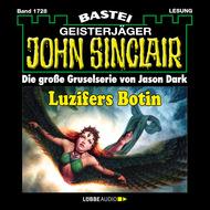 John Sinclair, Band 1728: Luzifers Botin