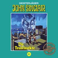 John Sinclair, Tonstudio Braun, Folge 87: Die Teufelssekte (Ungekürzt)