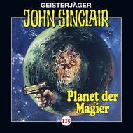 John Sinclair, Folge 115: Der Planet der Magier. Teil 3 von 4