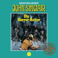 John Sinclair, Tonstudio Braun, Folge 7: Die Horror-Reiter