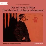 Der schwarze Peter - Ein Sherlock Holmes Abenteuer (Ungekürzt)