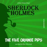 The Five Orange Pips (Unabridged)
