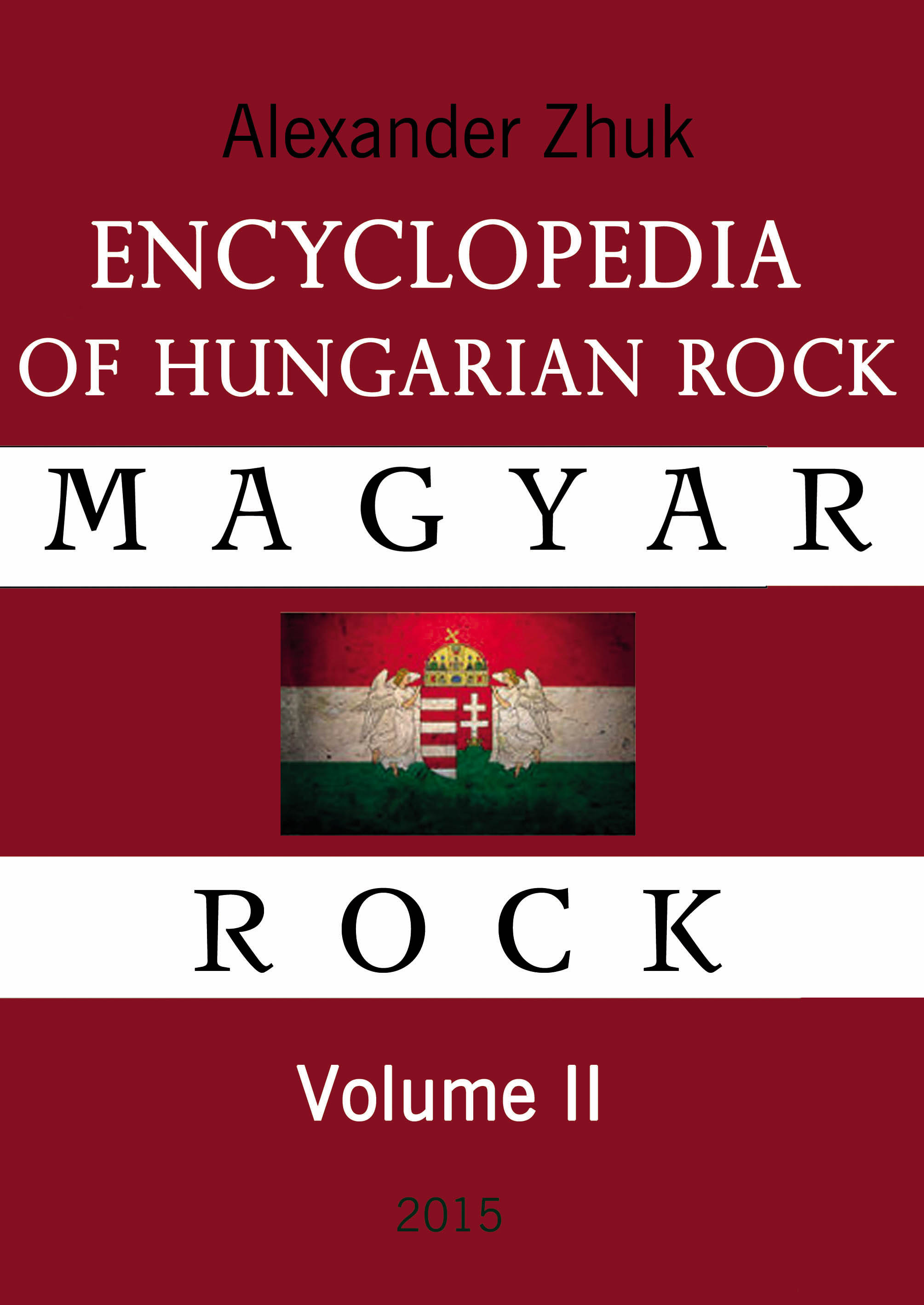 Alexandr Zhuk Encyclopedia of Hungarian rock. Volume two rock style noctilucence rectangle rhinestone hollow out pendant necklace