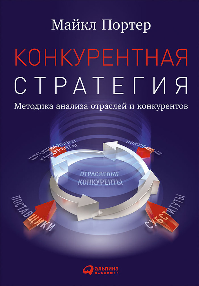 Майкл Портер Конкурентная стратегия: Методика анализа отраслей и конкурентов