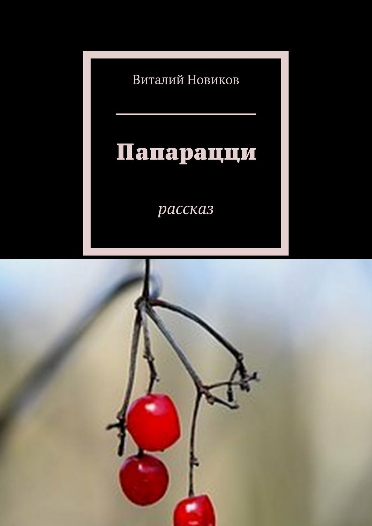 Виталий Новиков Папарацци. Рассказ виталий новиков тёмное вино