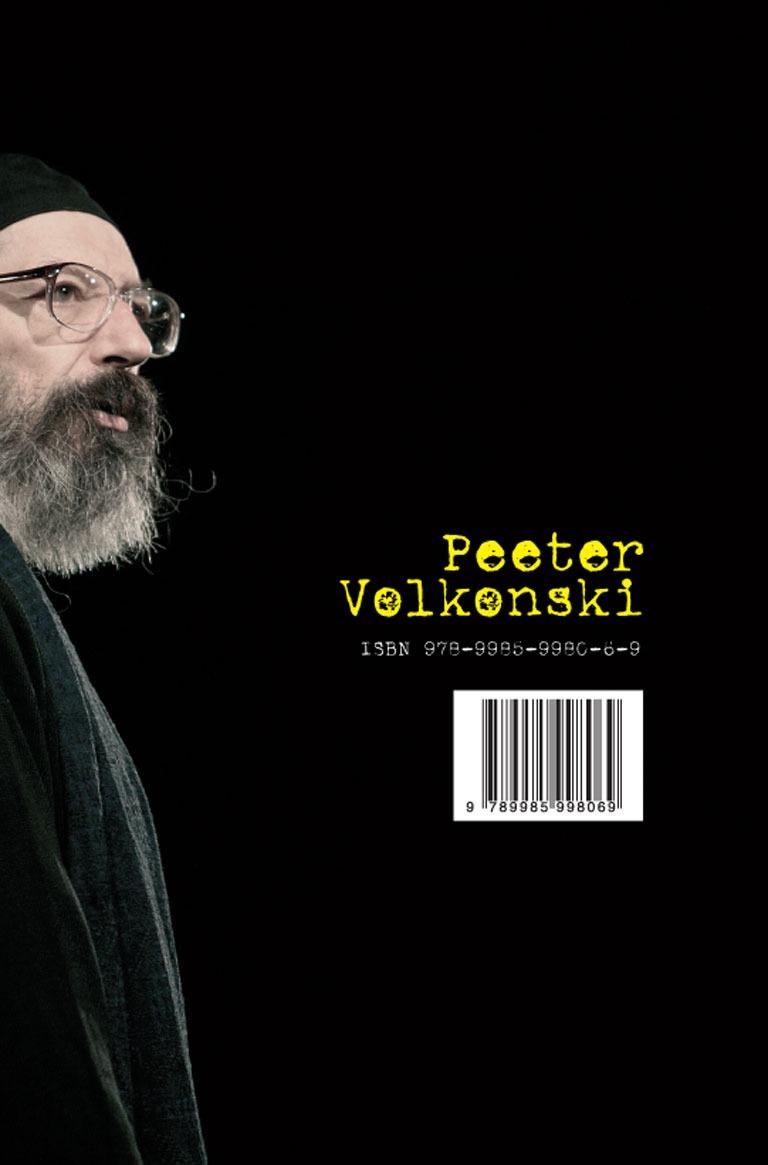 Peeter Volkonski ISBN 978-9985-9980-6-9 epp petrone minu ameerika i