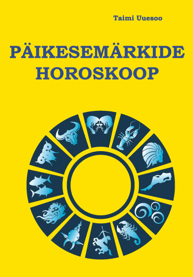 Taimi Uuesoo Päikesemärkide horoskoop портативная аудиотехника