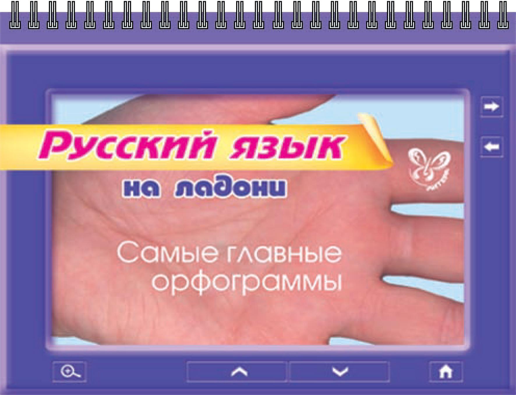 Русский язык. Самые главные орфограммы