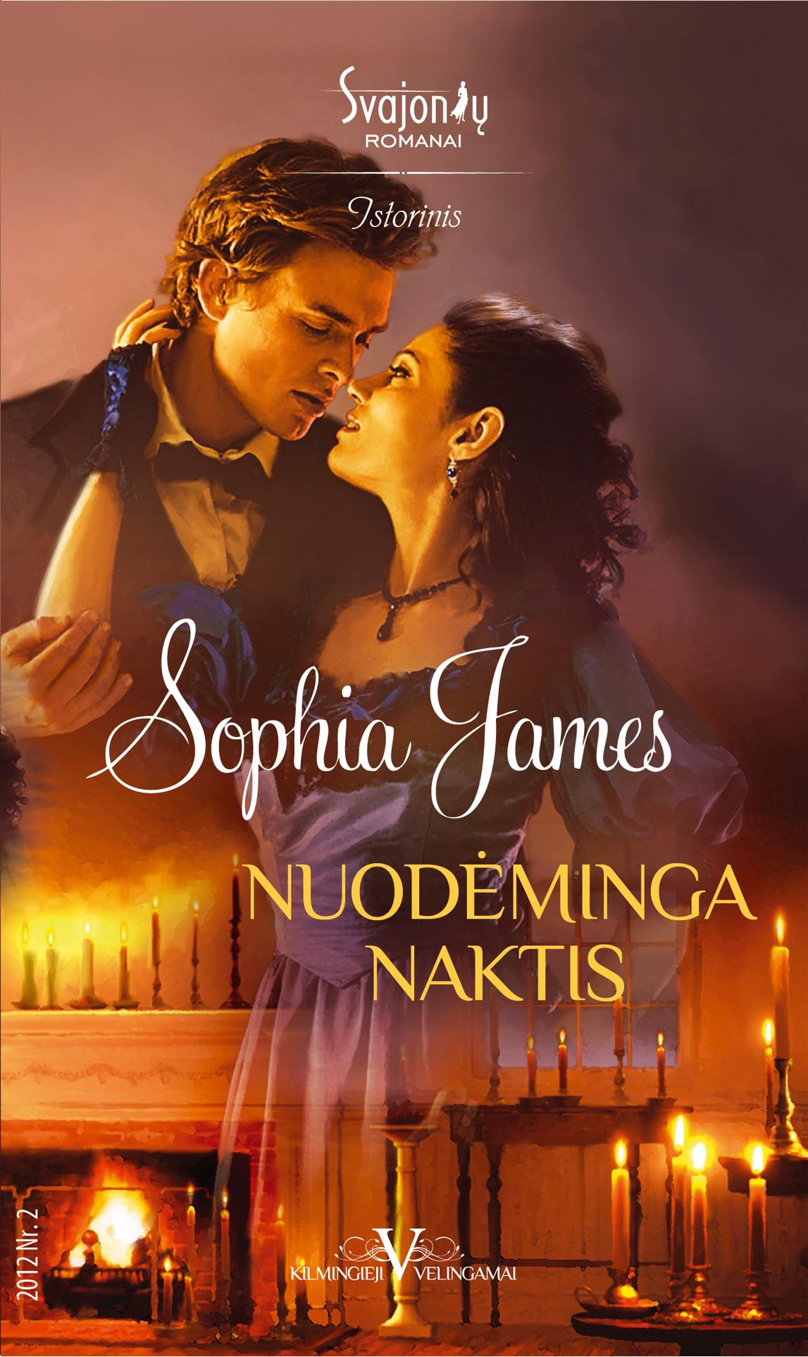 Sophia James Nuodėminga naktis sophia james pažadinta aistra