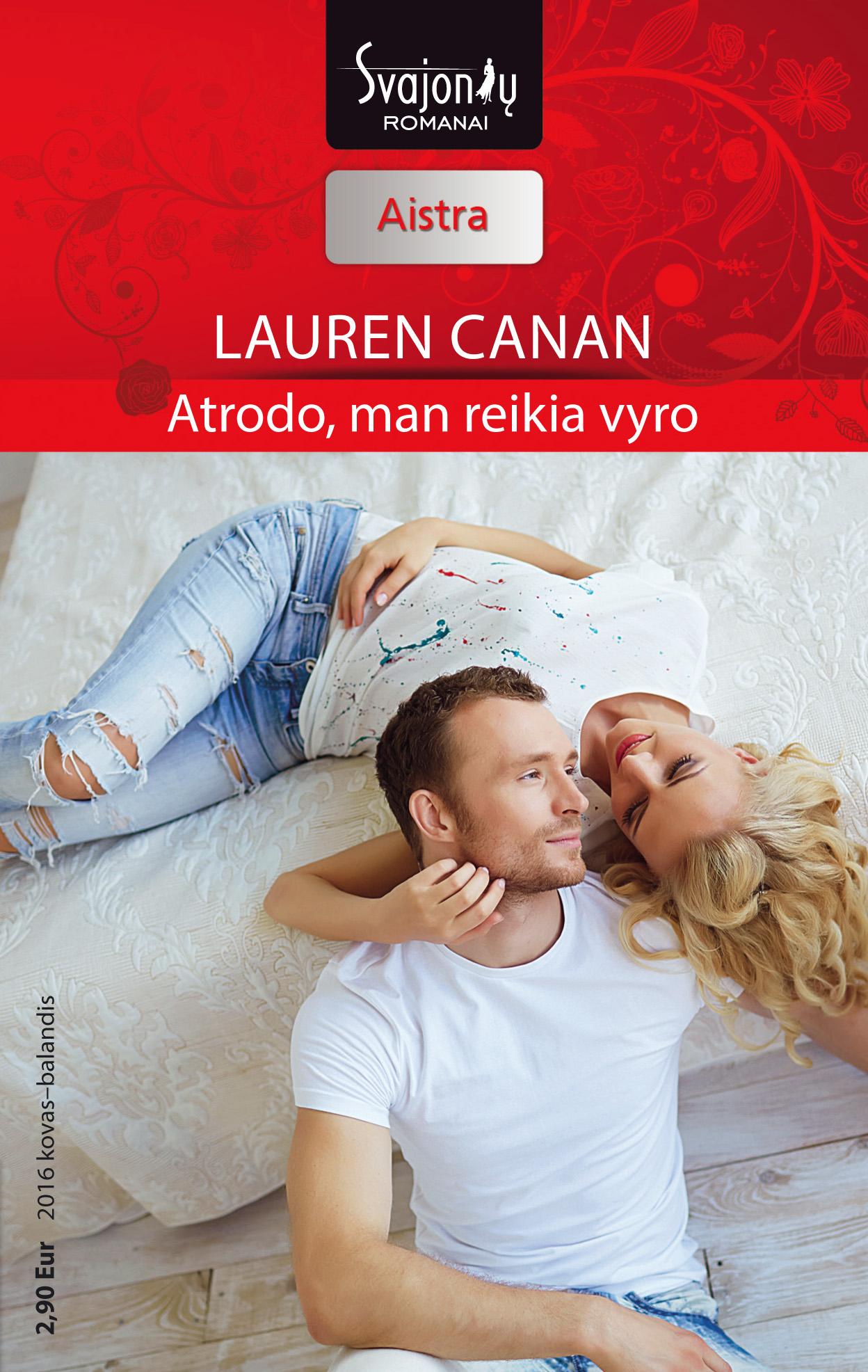 Lauren Canan Atrodo, man reikia vyro vitaite vykinte tegul bus taip