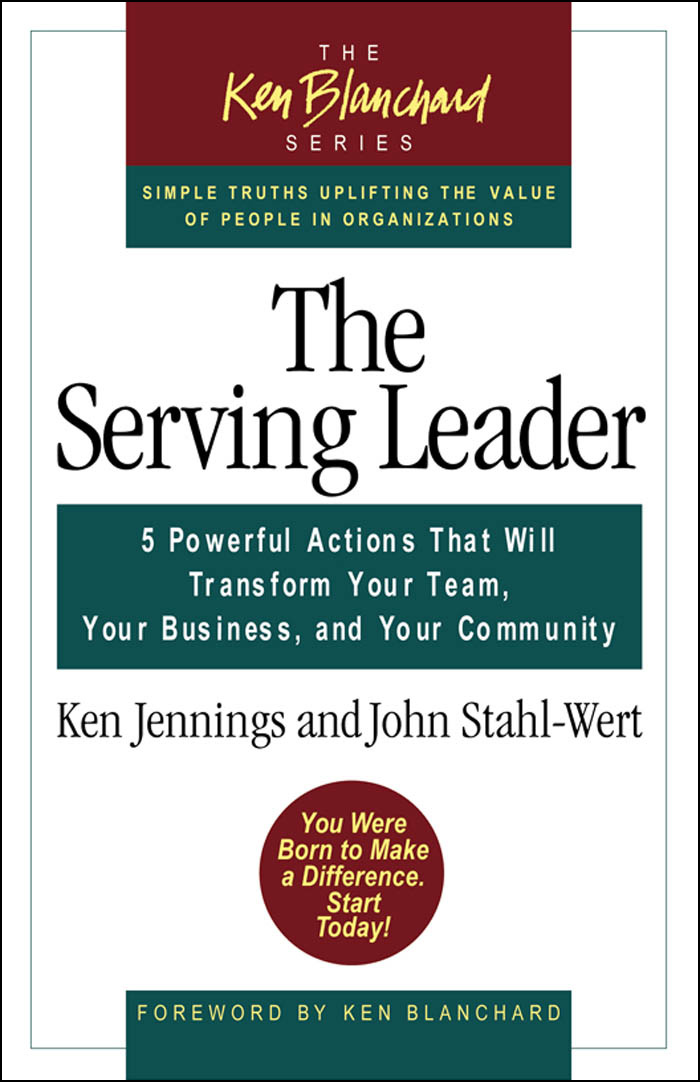 Serving leaders