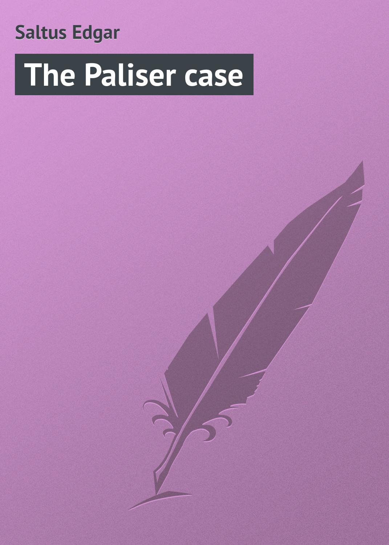 цены на Saltus Edgar The Paliser case  в интернет-магазинах