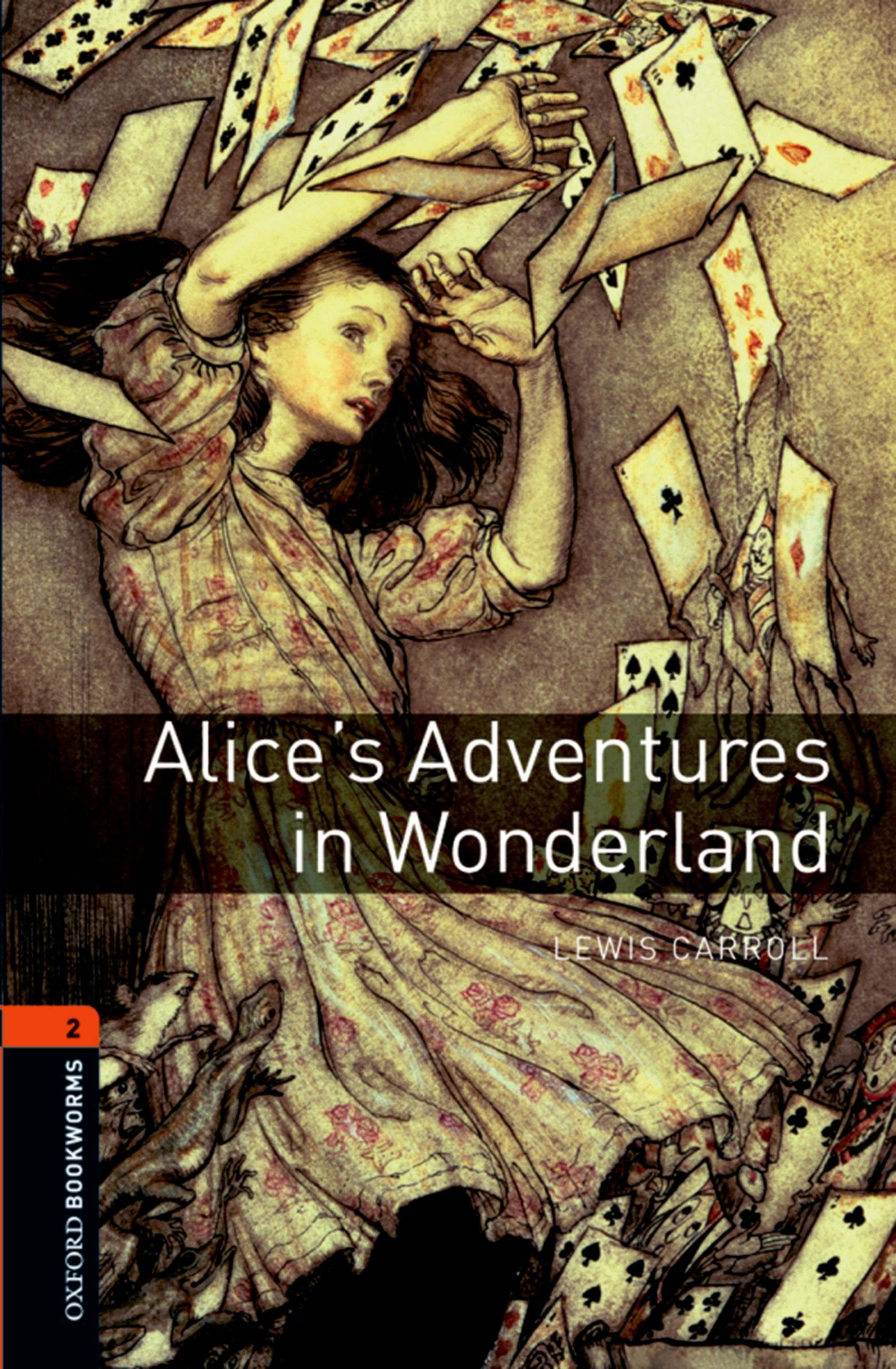 Льюис Кэрролл Alice's Adventures in Wonderland
