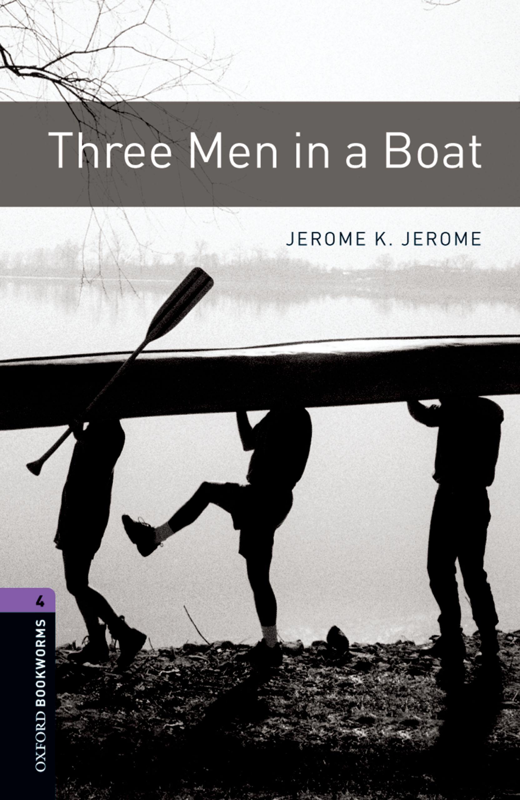 Джером Клапка Джером Three Men in a Boat