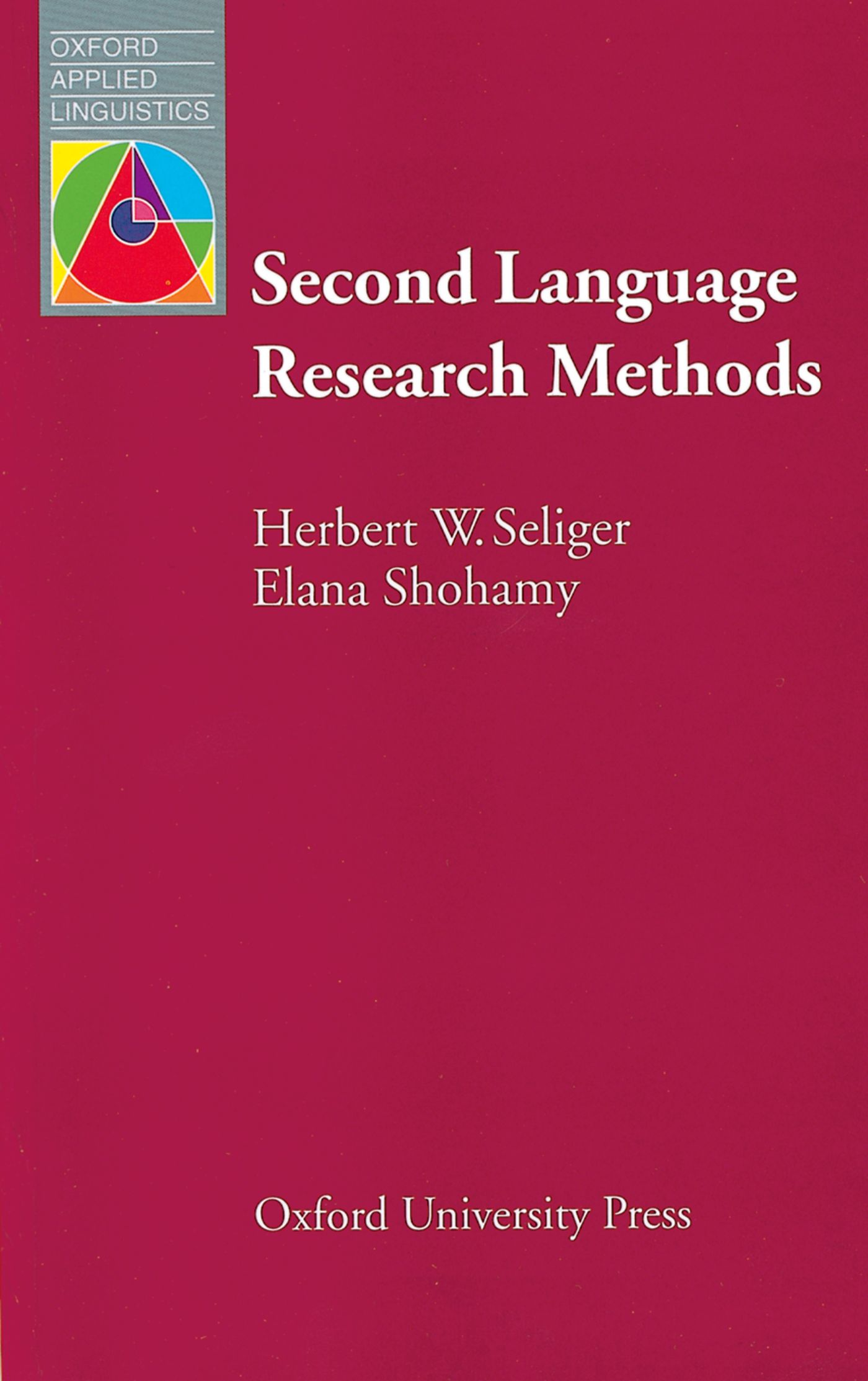 Herbert W. Seliger Second Language Research Methods the research and development of bluetooth transmission and research and development of the bmd101 mini ecg sensor