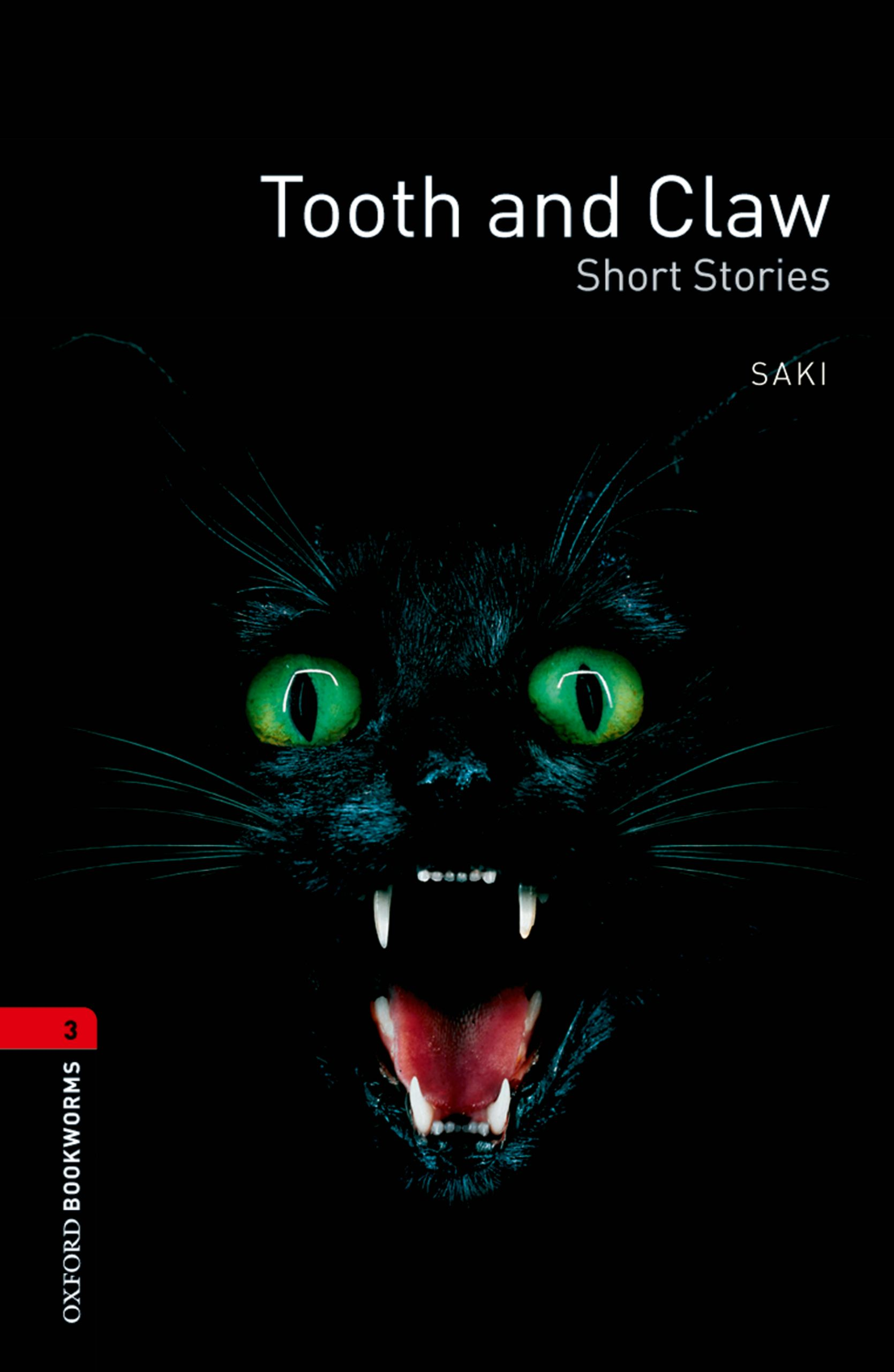 Saki Tooth and Claw – Short Stories animal stories for 6 year olds