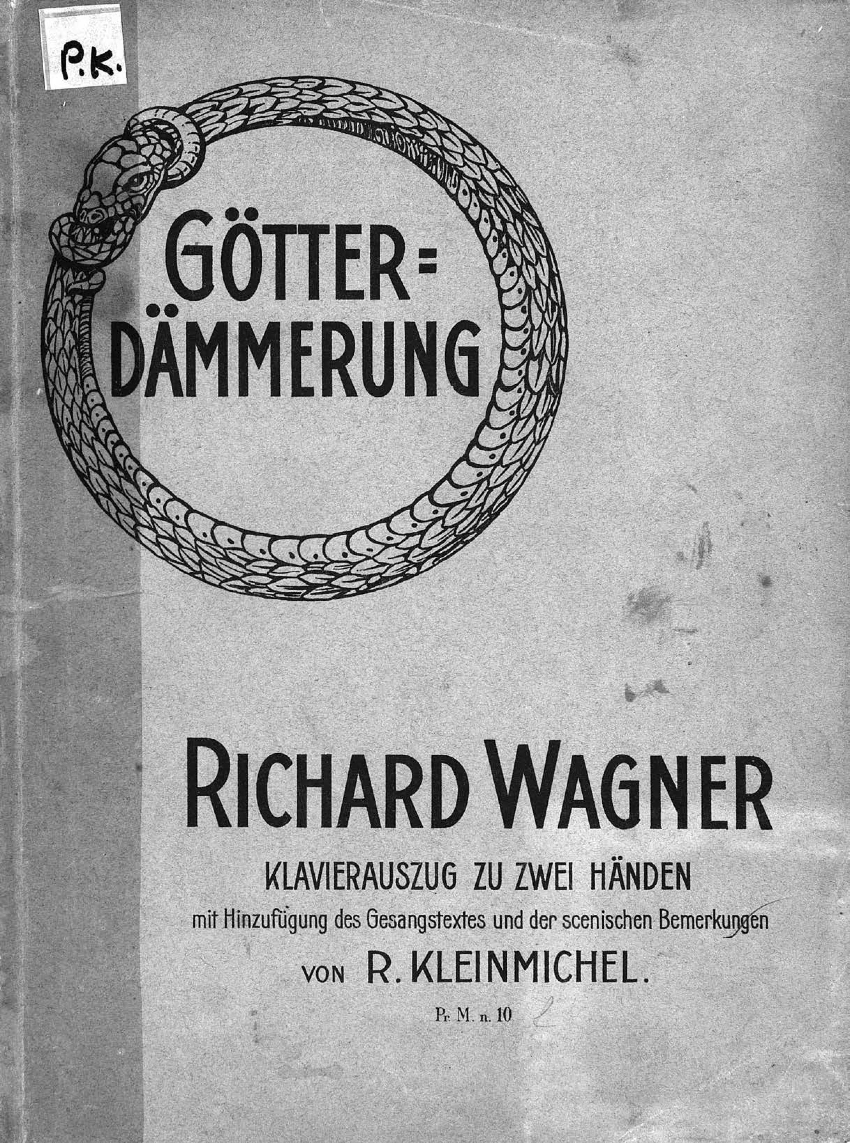 все цены на Рихард Вагнер Gotterdammerung онлайн