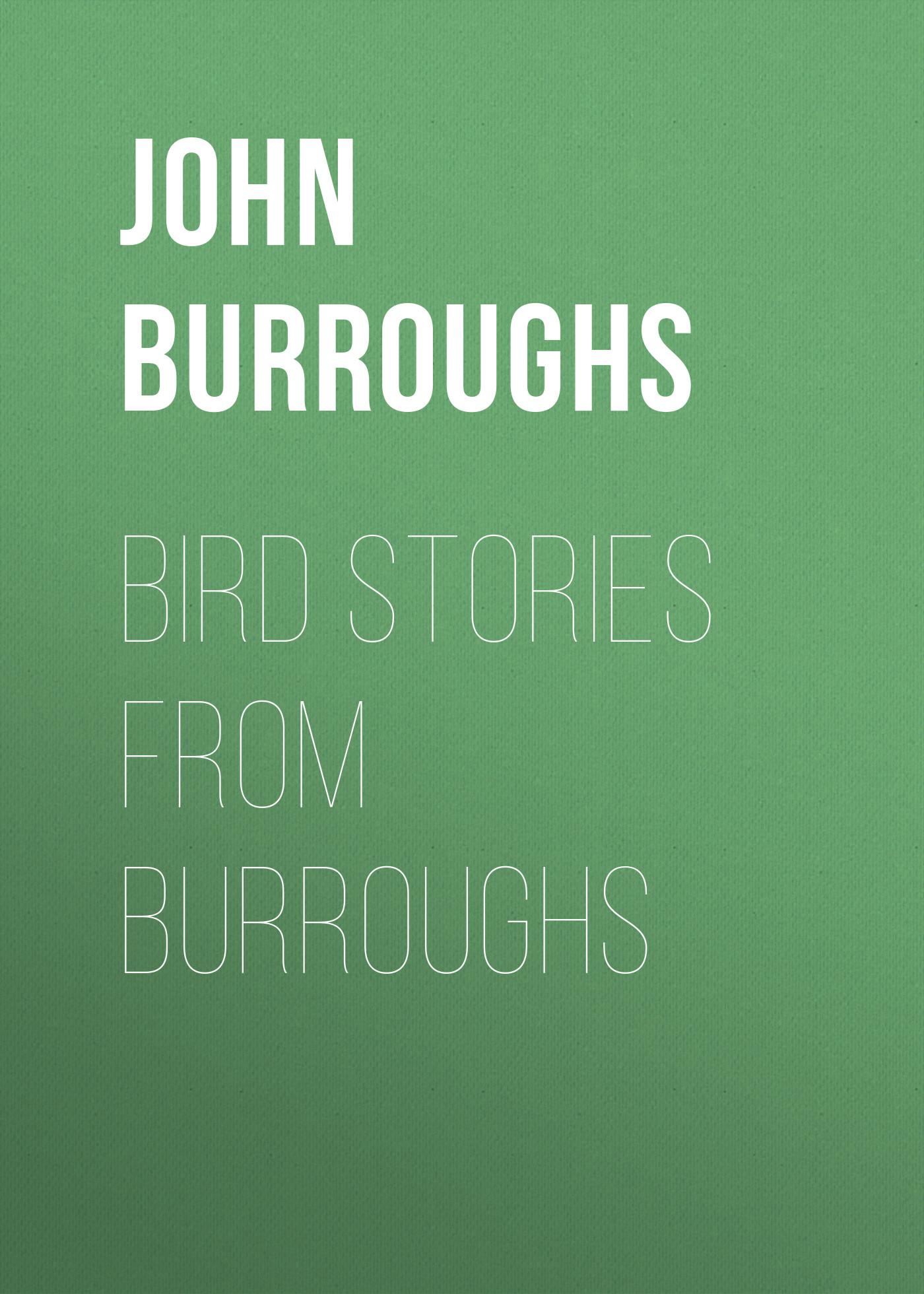 John Burroughs Bird Stories from Burroughs john bird basic engineering mathematics