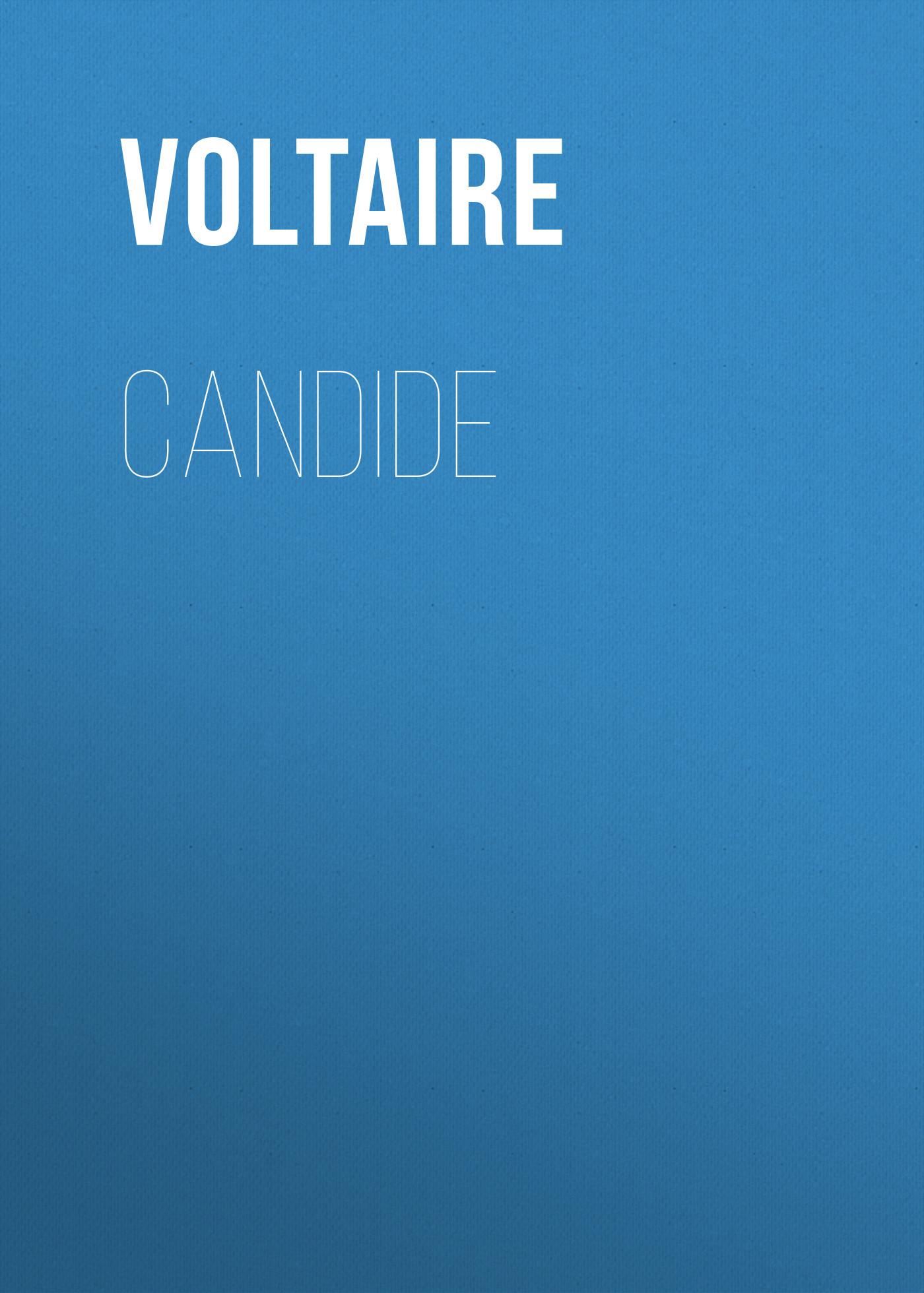 Вольтер Candide