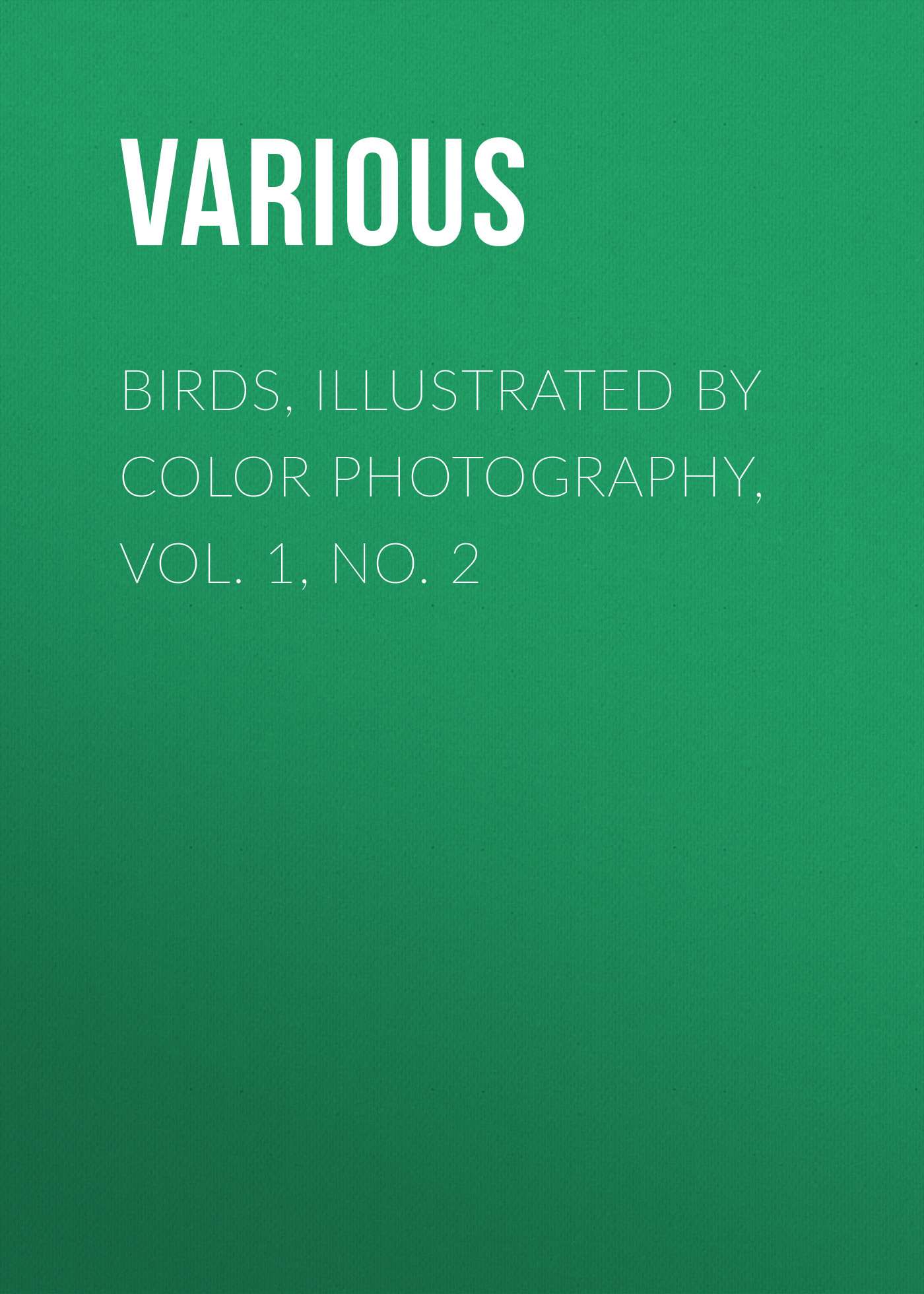 Various Birds, Illustrated by Color Photography, Vol. 1, No. 2 d 6521 dark grey backdrop newborn photography backdrop retro pure color pet photography backgrounds 4x6ft 1 25x2m