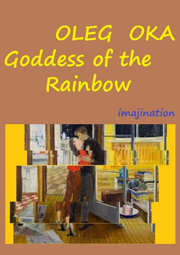 Oleg Oka Goddess of the Rainbow fates and furies