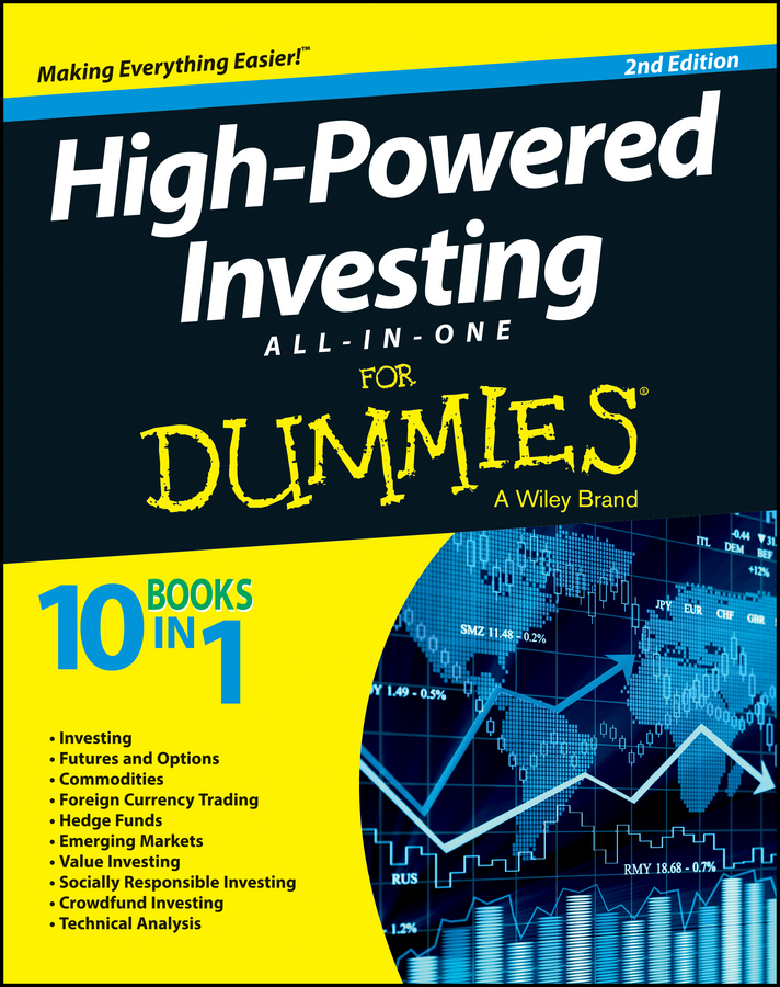 Consumer Dummies High-Powered Investing All-in-One For Dummies russell wild exchange traded funds for dummies