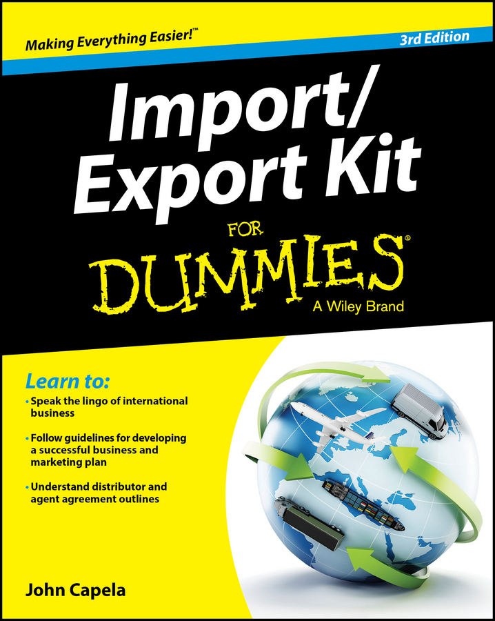 John J. Capela Import / Export Kit For Dummies 50pcs lot free shipping tps54331qdr tps54331q 54331q soic 8 new original and goods in stock