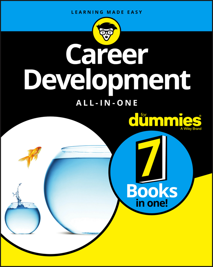 Consumer Dummies Career Development All-in-One For Dummies цена