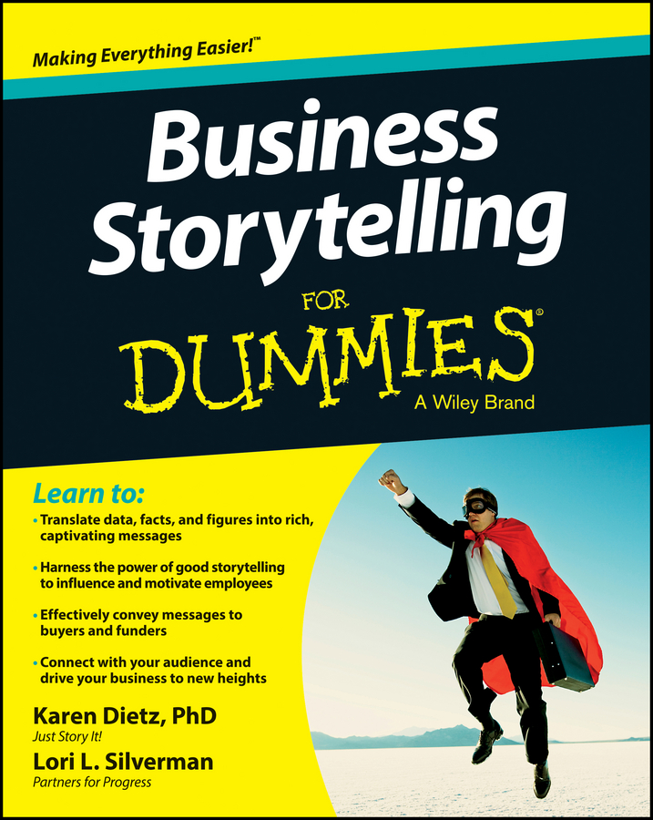 Karen Dietz Business Storytelling For Dummies