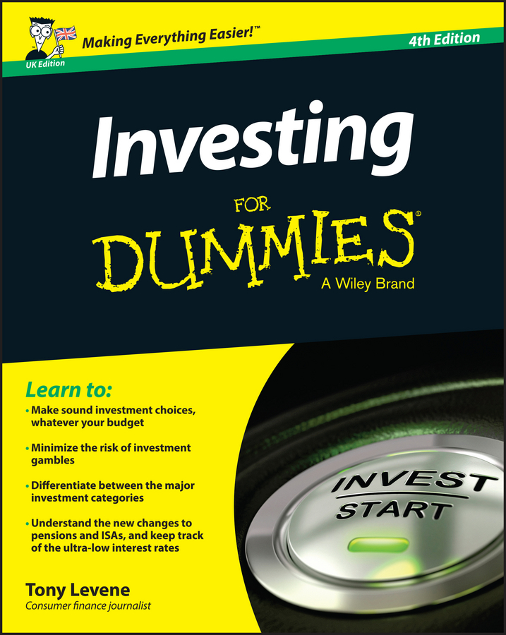 Tony Levene Investing for Dummies - UK larry swedroe e the quest for alpha the holy grail of investing