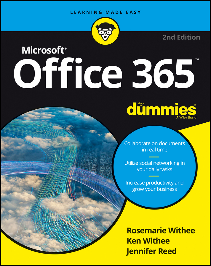 Ken Withee Office 365 For Dummies