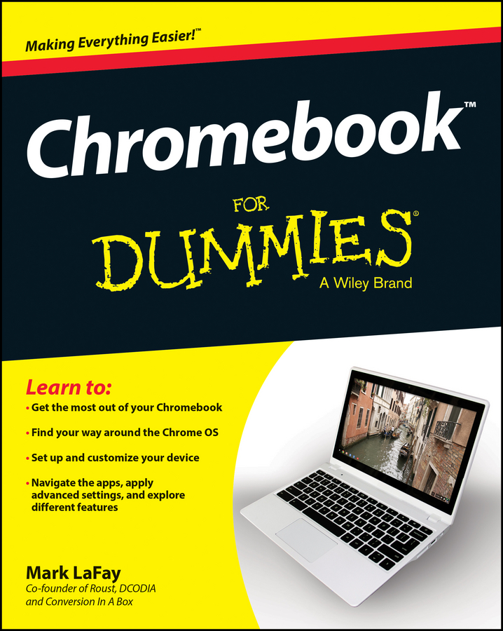 Mark LaFay Chromebook For Dummies mark lafay drones for dummies