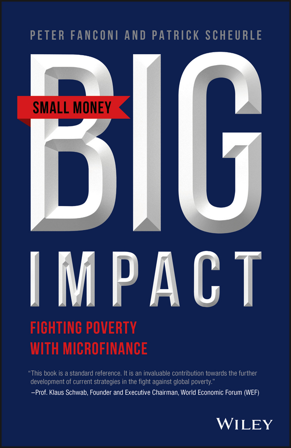 Patrick Scheurle Small Money Big Impact. Fighting Poverty with Microfinance купить недорого в Москве