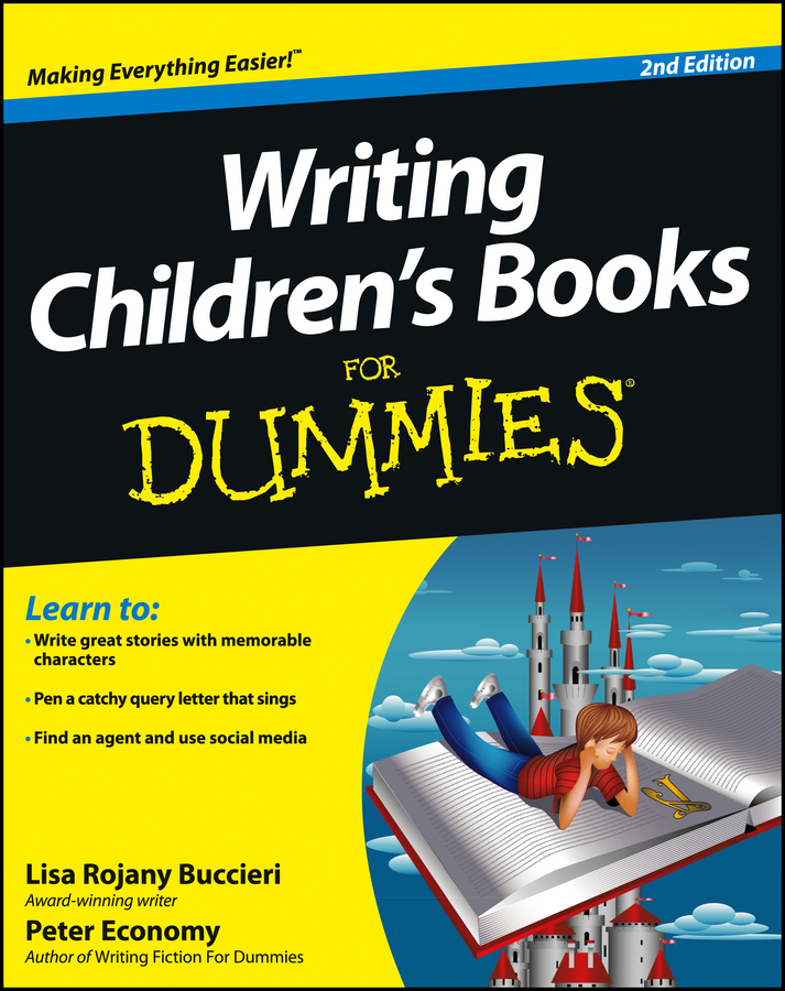 Peter Economy Writing Children's Books For Dummies
